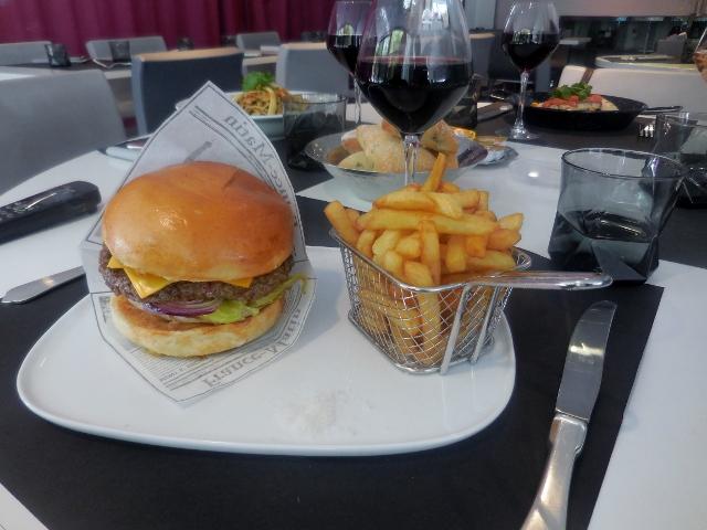 Restaurant 15T du Mercure Paris Centre Tour Eiffel