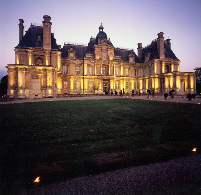 Monuments Jeu d'enfant - Château de Maisons à Maisons-Laffitte - Photo : Pascal Lemaître