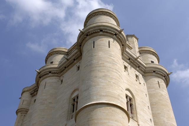 Monuments Jeu d'enfant Château de Vincennes - Photo : Philippe Berthé