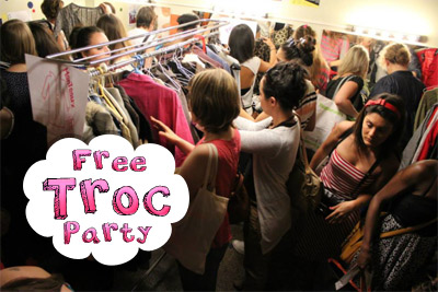 Free Troc Party