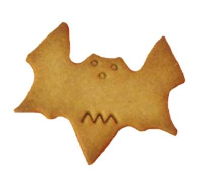 Halloween Sablé Poilâne® chauve souris