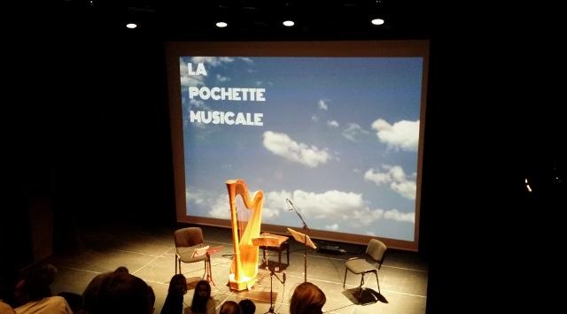 Les goûters‐concerts de La Pochette Musicale