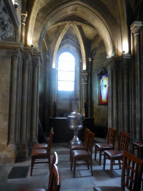Eglise Saint Julien Le Pauvre (5)