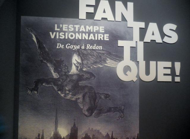 L'estampe visionnaire de Goya à Redon au Petit Palais (1)