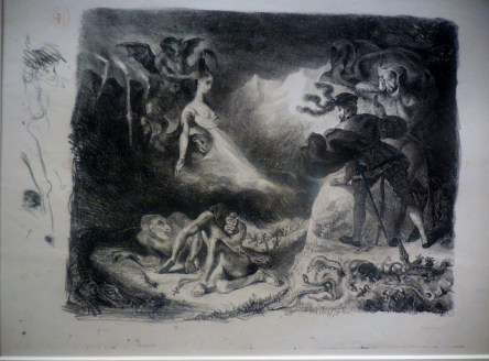 L'estampe visionnaire de Goya à Redon au Petit Palais (4)