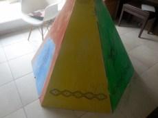 Tipi en carton Wiplii décoration (6)