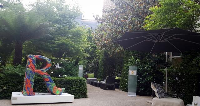 Renaissance Paris Le Parc Trocadéro Hotel (1)