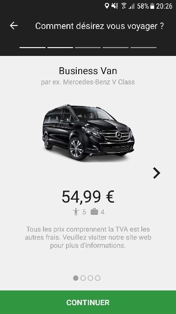myDriver by Sixt