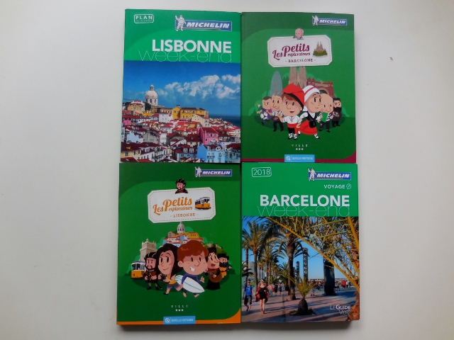 Week-end en famille Lisbonne Barcelone