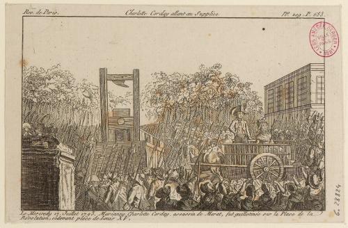 """Résultat de recherche d'images pour """"charrette guillotine"""""""