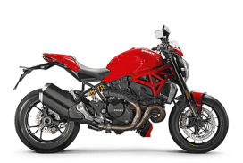 image menu Ducati Monster Paris Nord Moto