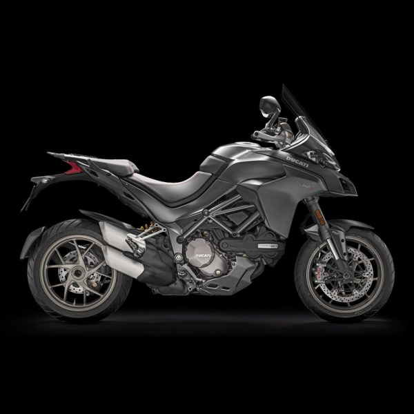 Multistrade Grey Volcan Paris Nord Moto