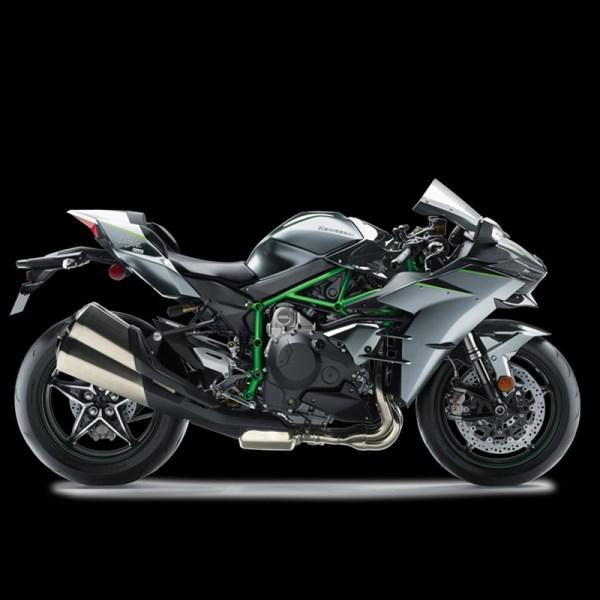 image 02 NINJA H2 Carbon chez Paris Nord Moto