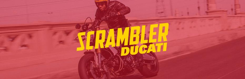 image catégorie Ducati Scrambler Paris Nord Moto