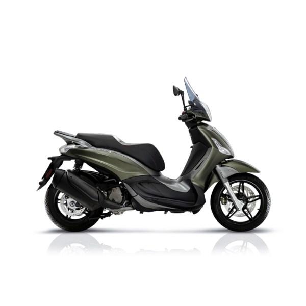 image Piaggio Beverly Sport Touring vert Paris Nord Moto