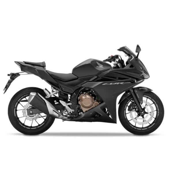 image Honda CBR500R noir Paris Nord Moto