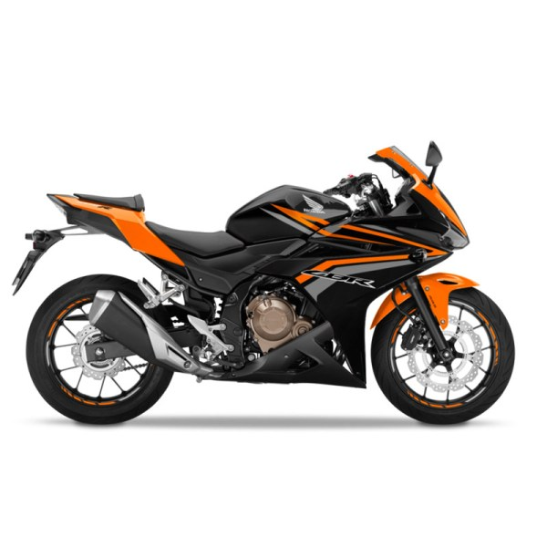 image Honda CBR500R orange Paris Nord Moto