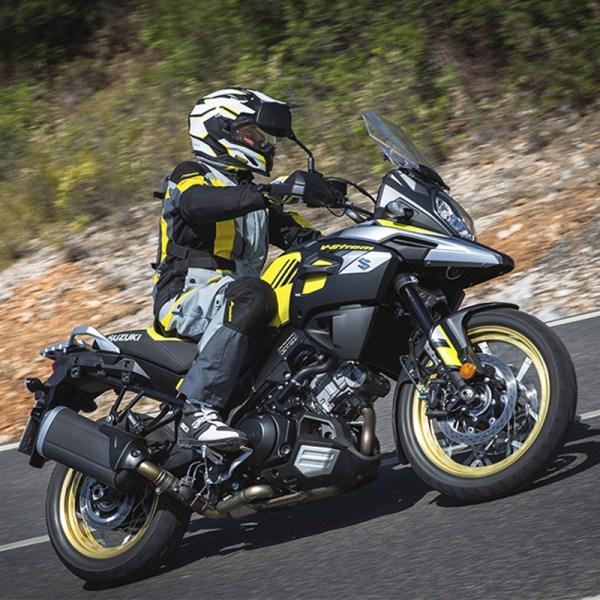 image V-Strom 1000XT Suzuki Paris Nord Moto