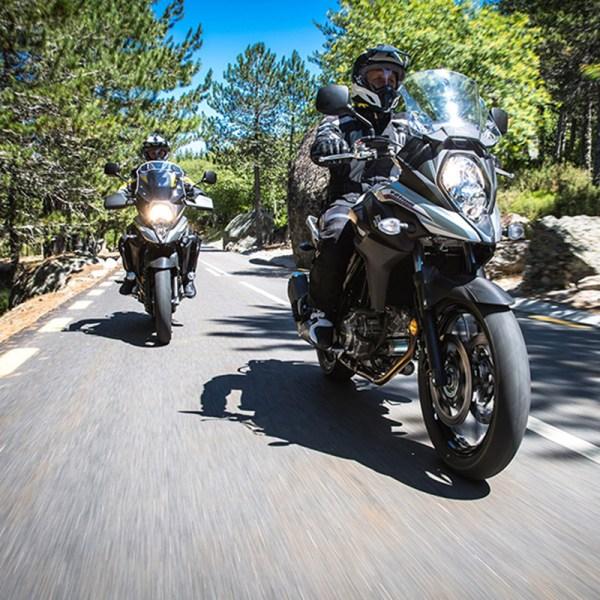 image V-Strom 650 Suzuki Paris Nord Moto