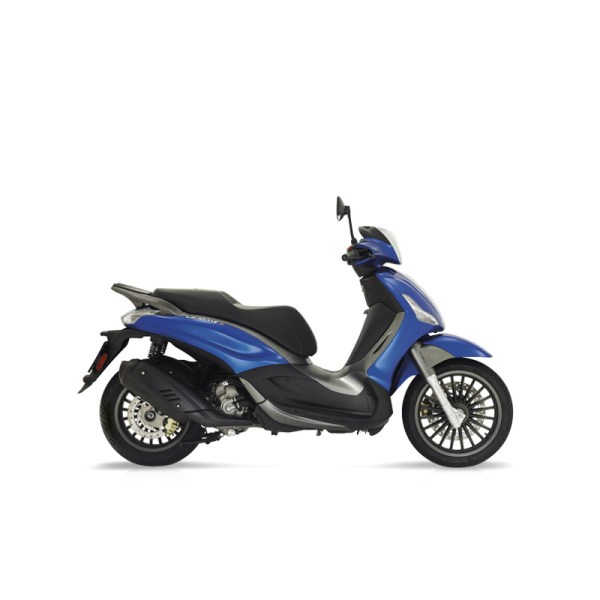 image BEVERLY 300S IE bleu Paris Nord Moto