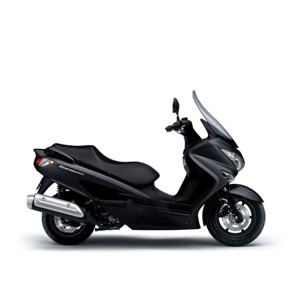 image Burgman 125 noir Suzuki Paris Nord Moto