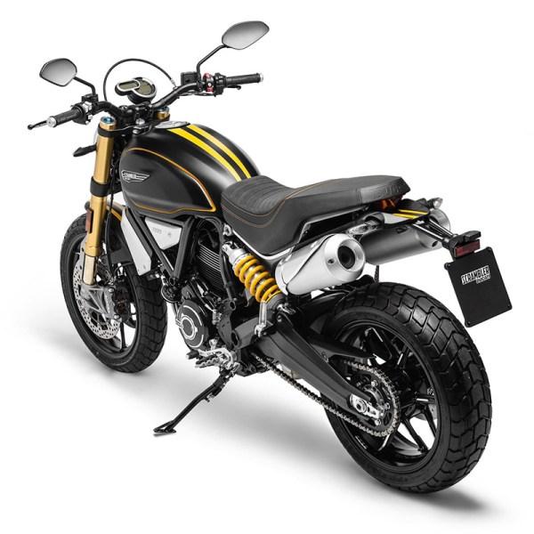 image 03 galerie Scrambler 1100 sport Paris Nord Moto