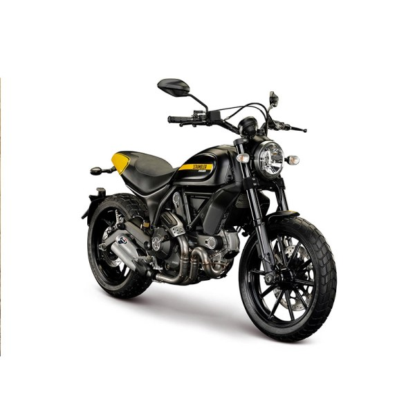 image 02 galerie Scrambler Full Throttle Paris Nord Moto