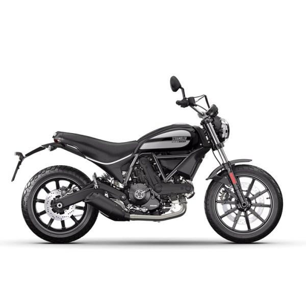 image 01 galerie Scrambler Sixty2 Paris Nord Moto