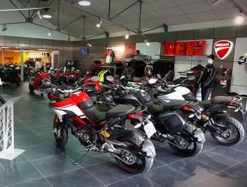 Inauguration Ducati