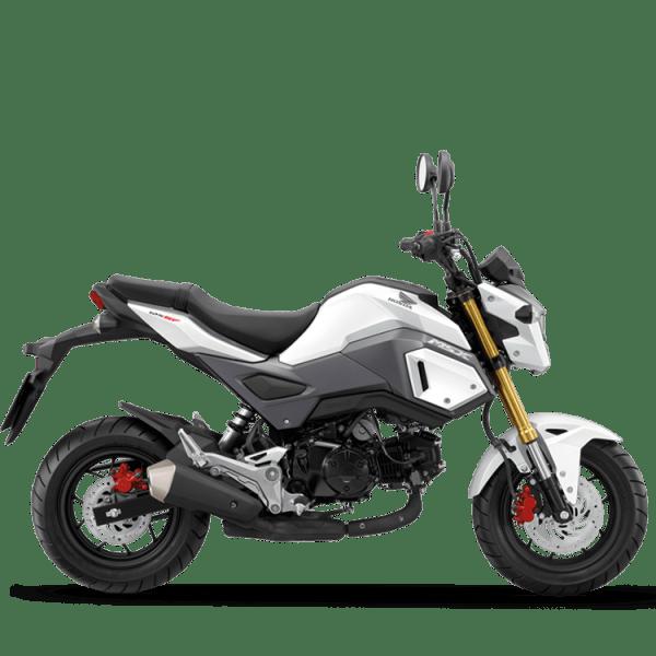 MSX125 chez Honda Paris Nord Moto