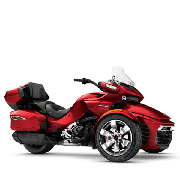 Spyder F3 Limited chez Can-Am Paris Nord Moto