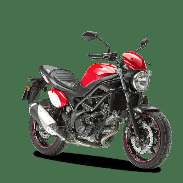 SV650 chez Suzuki Paris Nord Moto
