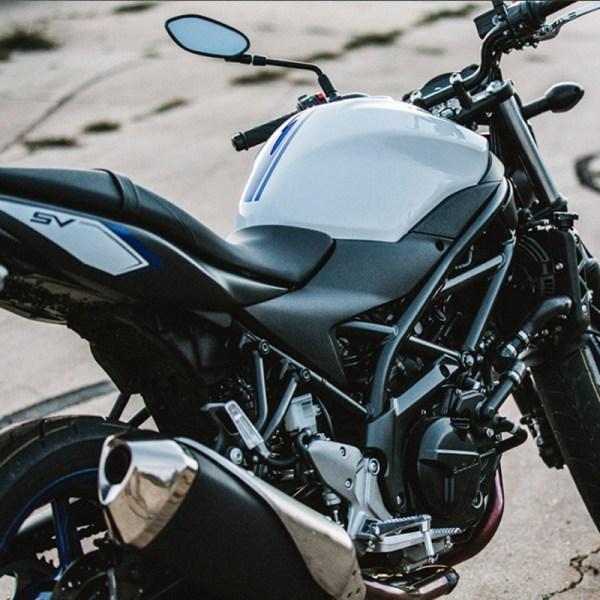 image 01 SV650 Suzuki Paris Nord Moto