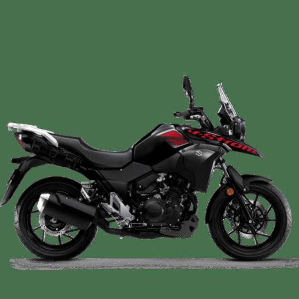 V-STORM 250 chez Suzuki Paris Nord moto