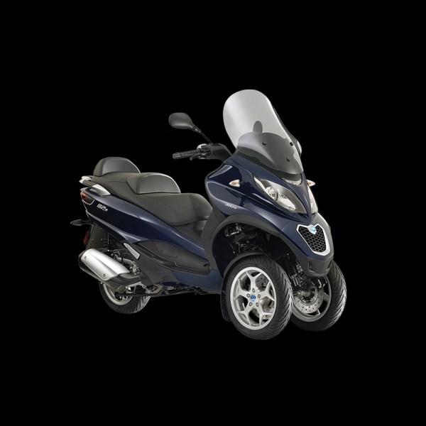 MP3 300 ABS-ASR BUSINESS bleu Piaggio Paris Nord Moto