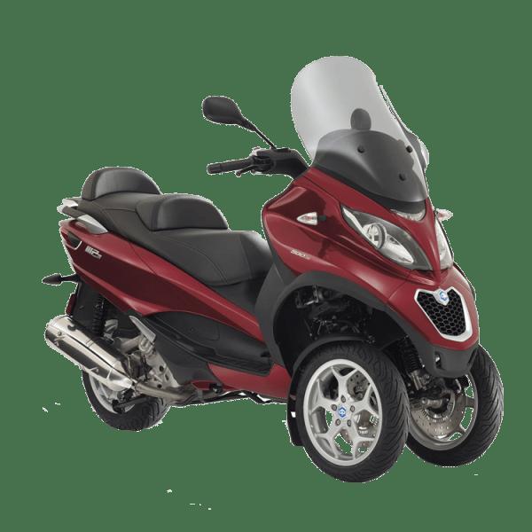 MP3 500 ABS-ASR BUSINESS chez Piaggio Paris Nord Moto