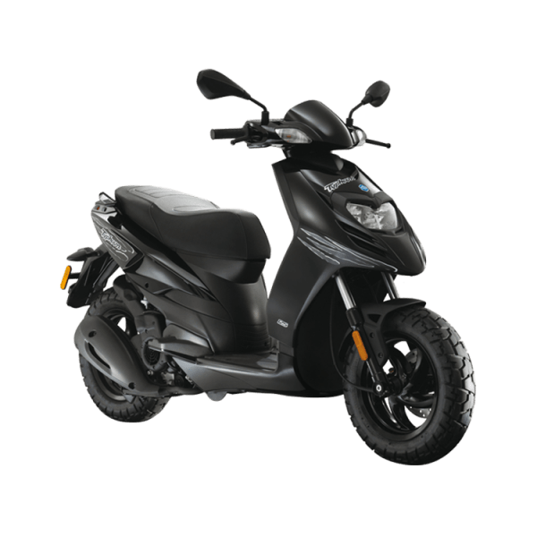 Scooter Typhoon 50 chez Piaggio Paris Nord Moto