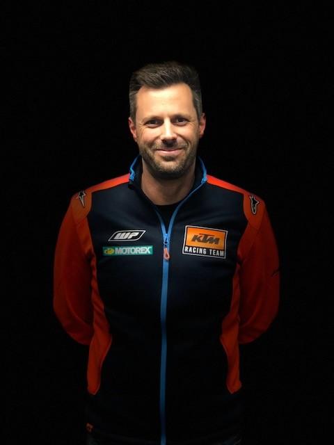 Jean-Batiste KTM