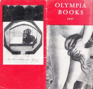Olympia Books 57 open covers