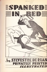 Spanked in Bed with The Whippers C1930's_0002
