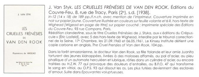 Crueles Frenezies Editions du Couvre-Feu Wighead_0012