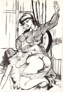 Fouetteuses Losfeld 1955_0007