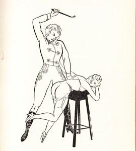 The Strap Returns Gargoyle Press 1934_0006