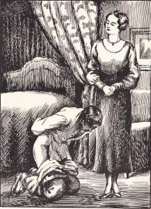 Irene et son Esclave Orties Blanches Davanzo 1933_0008