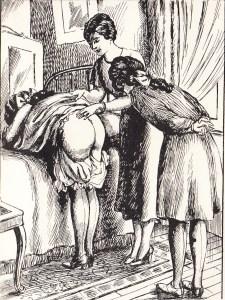 Irene et son Esclave Orties Blanches Davanzo 1933_0010