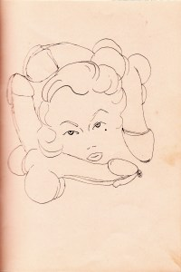 mme de V... a des Idees Noires Losfeld 1955_0003