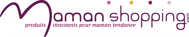 logo maman shopping