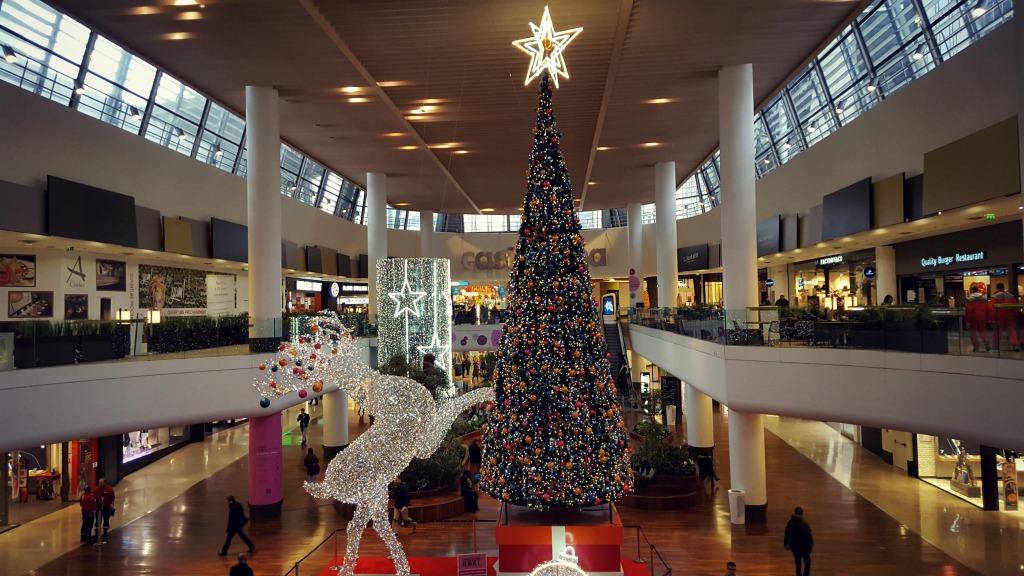 No l au centre commercial les 4 temps paris pages blog - Centre commercial pour la maison ...