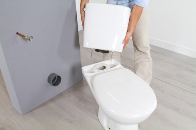 Installation WC Paris