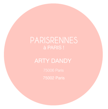 Arty dandy- Paris